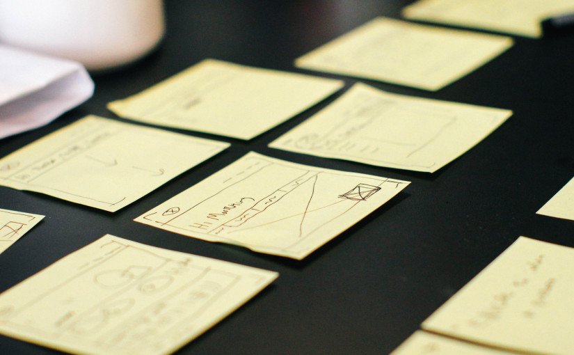 The Power of Post-It's and Cue Cards